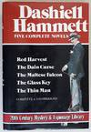 image of Dashiell Hammett: Five Complete Novels: Red Harvest; The Dain Curse; The Maltese Falcon; The Glass Key; The Thin Man