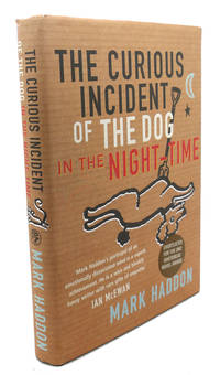 collectible copy of The Curious Incident of the Dog in the Night-Time