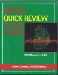 ACLS Quick Review Study Cards