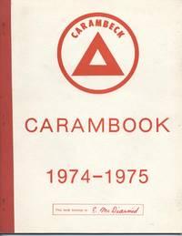 Carambook 1974 - 1975