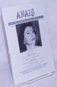 image of Anais: an international journal; vol. 14: Anais Nin on Otto Rank_Henry Miller