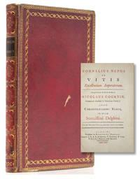 De Vitis Excellentium Imperatorum. Interpretatione & Notis illustravit Nicolaus Courtin .. by  Cornelius Nepos - 1791 - from James Cummins Bookseller and Biblio.com