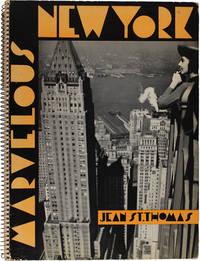 Marvelous New York: A Metropolis Portrayed