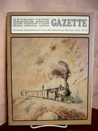 image of NARROW GAUGE AND SHORT LINE GAZETTE - MARCH/APRIL, 1981; VOLUME 7, NUMBER 1.