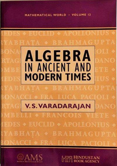 (Providence):: American Mathematical Society & Hindustan Book Agency, 1998., 1998. Series: Mathemati...