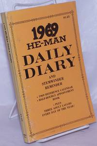 1969 He-Man Daily Diary and Stemwinder Reminder