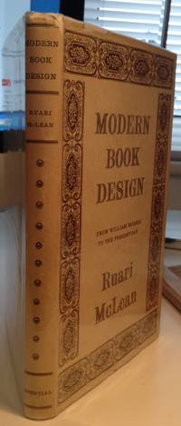 image of Modern Book Design: From William Morris to the Present Day