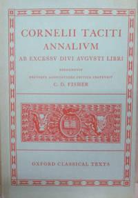 Annalium Ab Excessu Divi Augusti Libri:   (Books I-XVI)