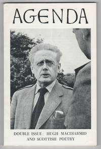 Agenda, Volume 5, Number 4 - Volume 6, Number 1 (Autumn-Winter 1967 - 1968) - Double Issue : Hugh MacDiarmid and Scottish Poetry