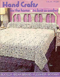 Hand Crafts for the Home to Knit or Crochet