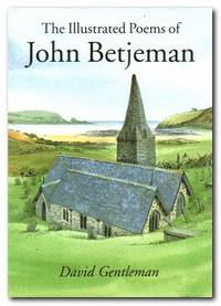 image of The Illustrated Poems Of John Betjeman