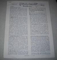 ShadowGram: Dark Shadows Fanzine Newsletter #40, October 1987