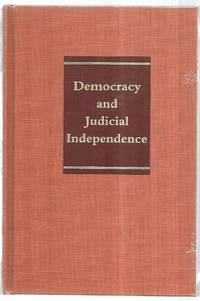 Democracy and Judicial Independence: A History of the Federal Courts of Alabama, 1820-1994