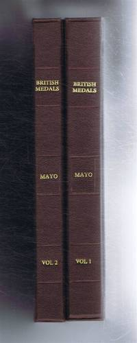 image of Medals and Decorations of the British Army and Navy, two volumes complete