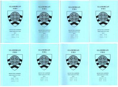 : Glamorgan Family History Society, 1997. Paperback. Very good. 69pp; 70-139pp; 140-209pp; 210-281pp...