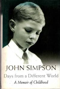 image of Days from a Different World : A Memoir of Childhood