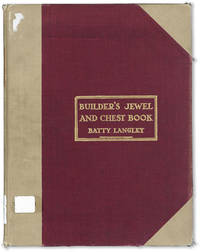 Abstract of Text from Builders' Jewel and Builders' Chest-Book (London, 1746)