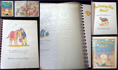Morton Grove, ILL: Albert Whitman & Company, 1997. Spiral bound unpaginated picture book with heavy ...