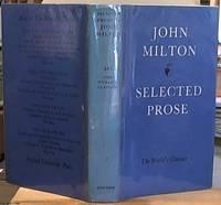 image of Milton's Prose