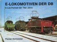 E-Lokomotiven der DB.