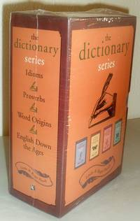 The Dictionary Series - Four Volumes in Slipcase