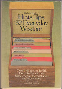 image of Rodale's Book of Hints, Tips & Everyday Wisdom