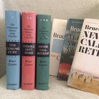 image of The Centennial History of the Civil War: The Coming Fury; Terrible Swift Sword; and, Never Call Retreat [3 volumes]