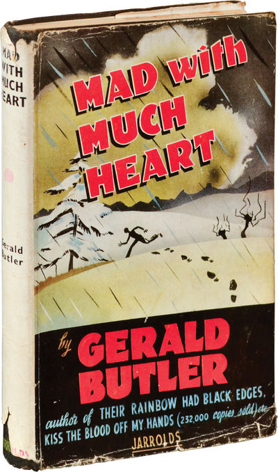 London: Jarrolds, 1945. First Edition. First Edition. Basis for the key 1952 film noir