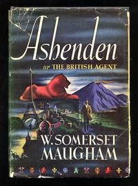 image of Ashenden or: the British Agent