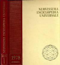 Nuovissima Enciclopedia Universale delle lettere, delle scienze, delle arti. + Annuario 1976, 1977, 1978.