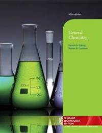 image of General Chemistry: Cengage Technology Edition