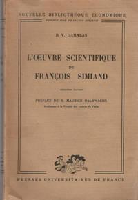 L'Oeuvre Scientifique de François Simiand