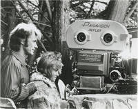 image of Play Misty for Me (Original photograph of Clint Eastwood and Donna Mills on the set of the 1971 film)