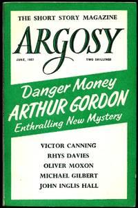 Argosy The Short Story Magazine Volume XVIII Number 6 June 1957.