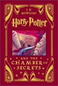 image of Harry Potter and the Chamber of Secrets (Book 2, Collector's Edition)