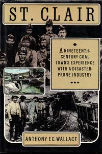 image of St. Clair : A nineteenth-century coal town's experience with a disaster-prone industry
