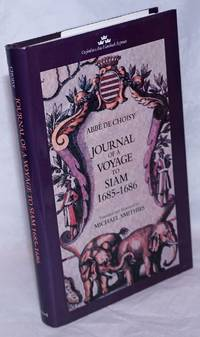 image of Journal of a Voyage to Siam, 1685-1686