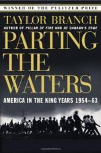 image of Parting the Waters : America in the King Years 1954-63