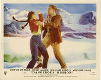 image of Dangerous Mission (Two original photographs from the 1954 film)