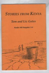 Stories from Kenya Pendle Hill Pamphlet 319
