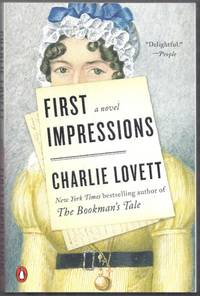 image of First Impressions. A Novel of Old Books, Unexpected Love and Jane Austen