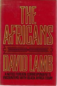 The Africans by Lamb David - First Edition - 1982 - from Marlowes Books and Biblio.co.uk