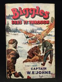 image of Biggles Sees It Through (Main character: Biggles; Publisher series: Biggles Series.)