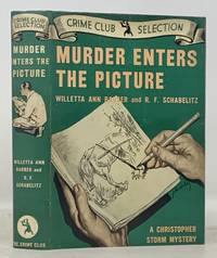 MURDER ENTERS The PICTURE. A Christopher Storm Mystery