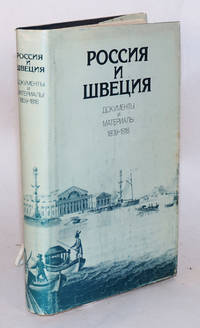Rossiia i Shvetsiia. Dokumenty i materialy, 1809-1818
