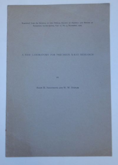 : Journal of the Optical Society of America and Review of Scientific Instruments, 1925. First Separa...