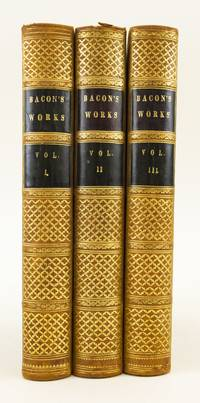 THE WORKS. WITH A LIFE OF THE AUTHOR, BY BASIL MONTAGU, ESQ