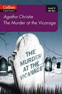 image of Murder at the Vicarage: B2 (Collins Agatha Christie ELT Readers)