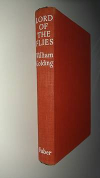Lord of the Flies by  William Golding - First Edition; Fifth Printing - 1954 - from BookRanger and Biblio.com