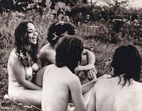 Woodstock (Collection of four original photographs from the 1970 documentary film) by  Michael (director) Wadleigh - 1970 - from Royal Books, Inc. (SKU: 149699)